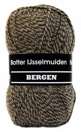 Botter IJsselmuiden Bergen 103 Bruin/grijs/zwart