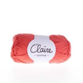 byClaire cotton 044 Coral