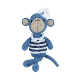 Tuva Haakpakket Amigurumi Milo the Monkey