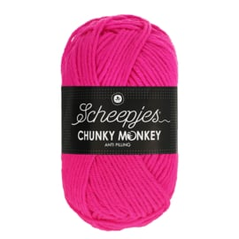 Chunky Monkey Hot Pink 1257