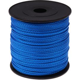 Nylon/polyester koord Blauw
