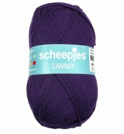 Sammy Scheepjes 112 Paars