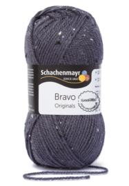 Bravo SMC 8372 Graublau Tweed