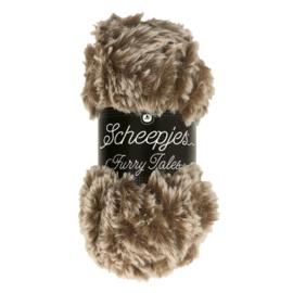 Scheepjes Furry Tales 973 Baby Bear