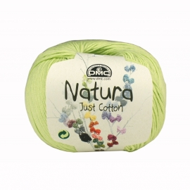 DMC Natura Just Cotton N12 Light Green