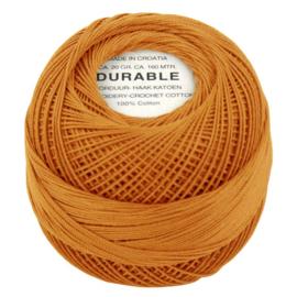 Durable borduur en haakkatoen Honing / Oker Geel 1032
