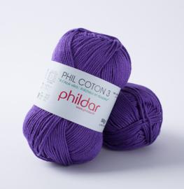 Phil coton 3  0038 Violet