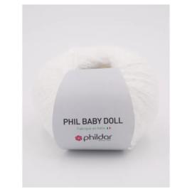Phil Baby Doll 1225 Blanc