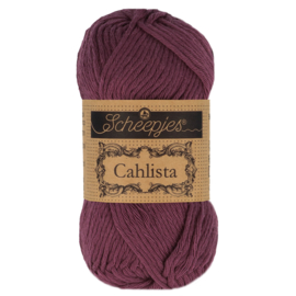 Scheepjes Cahlista 394 Shadow Purple