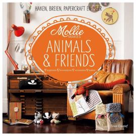 Mollie makes Animals & Friends