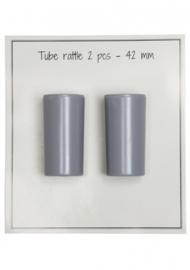 Go Handmade Schuddoosjes met piepgeluidje 42 mm - 2 stuks