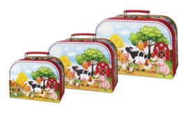 Koffertje Boerderij