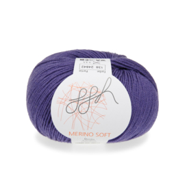 ggh Merino Soft 138 - Paars