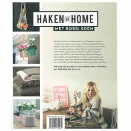 Boek Haken @ Home met Bobbi Eden