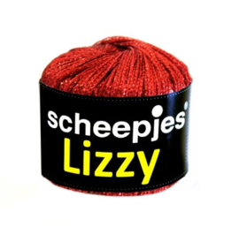 Scheepjes Lizzy rood color 04