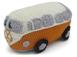 Hardicraft Haakpakket Retro Busje Oranje - VW busje