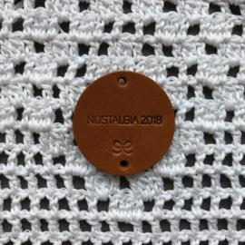 Ronde label Nostalgia 2018  cognac
