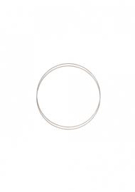 Go Handmade Metalen ringen set (2pc) kleur: Mushroom - 15cm