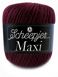 Scheepjeswol maxi 750 Donkerrood