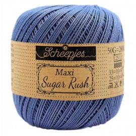 Scheepjes Maxi Sugar Rush 261 Capri Blue