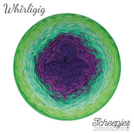 Whirligig 208 Green to Purple