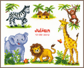 Telpakket Safari