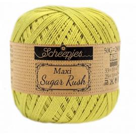 Scheepjes Maxi Sugar Rush 245 Green Yellow