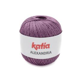 Katia Alexandria Parelmoer-licht violet (33) Aubergine