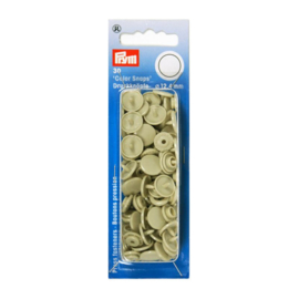Color snaps -  Prym rond 12,4mm beige
