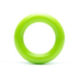 Durable Plastic Ringetje 30 mm ~ groen - 5 stuks