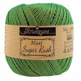 Scheepjes Maxi Sugar Rush 412 Forest Green