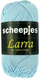 Scheepjeswol Larra 7408 Babyblauw