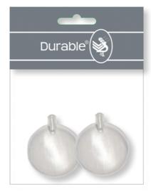 Durable Pieper 40 mm - per 2 stuks