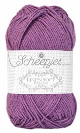 Scheepjes Linen Soft 612 Hyacinth