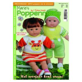 Marie's Poppenmode nr 15 - Vrolijke kleurtjes voor poppen