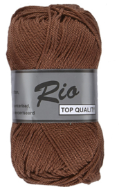 Lammy Yarns Rio katoen 110 Bruin