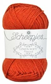 Scheepjes Linen Soft 609 Roest
