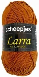 Scheepjeswol Larra 7419 Donkergoud / Camel