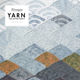 Yarn, the after party Mountain Clouds Blanket nr 65 Gratis