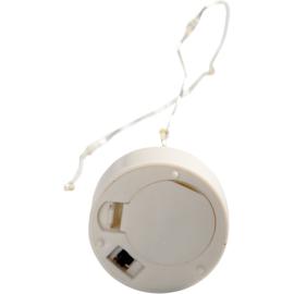 LED lichtslinger, l: 27 cm, zilver