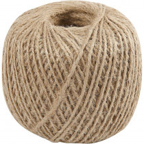 Natuurlijk hennep touw 2 mm