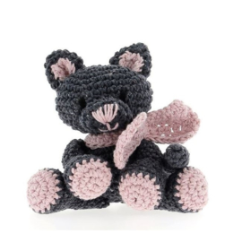 DIY Haakpakket Kitten Kyra Eco Barbante