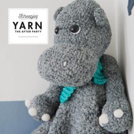 Garenpakket Yarn knuffeldeken Hilda Hippo met patroon