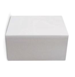 Styropor - piepschuim dummy rechthoek 15 x 25 x 7cm