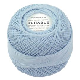 Durable borduur en haakkatoen 1030 Licht blauw