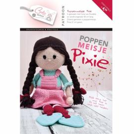 Patroonboekje Poppenmeisje Pixie