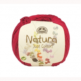 DMC Natura Just Cotton N61 Crimson