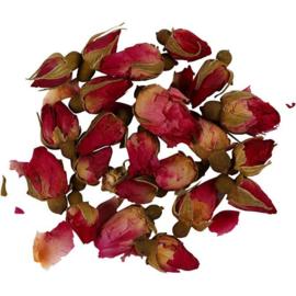 Gedroogde bloemen Rozenknoppen