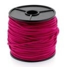 Koordelastiek 3mm Fuchsia