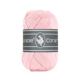 Durable Coral mini 386 Rosa